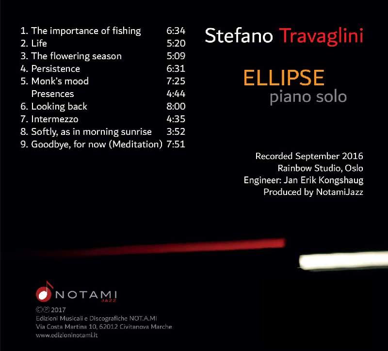 Ellipse - back cover