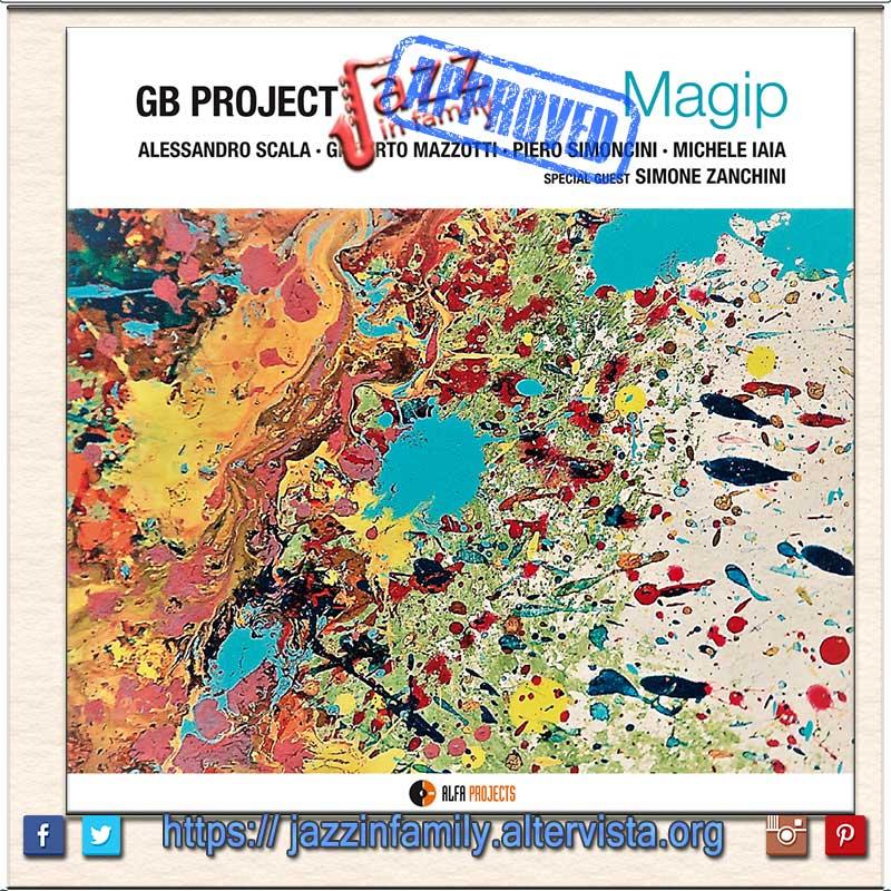 MAGIP – GB Project (Alfa Music – 2018)