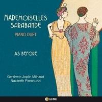 As Before – Mademoiselles Sarabande