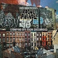 Stomping off from Greenwood – Greg Ward Presents Rogue Parade