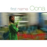 First name – Oona Rea