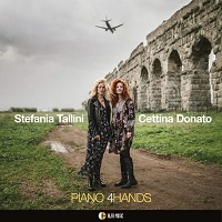 Piano 4hands – Stefania Tallini e Cettina Donato
