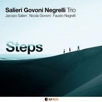 Steps – Salieri Govoni Negrelli Trio