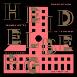 Heidelberg Live at Enjoy Jazz - Filippo Vignato