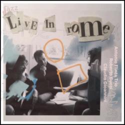 Live in Rome - Antonio Flinta Trio