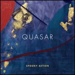 Spooky Action - Quasar